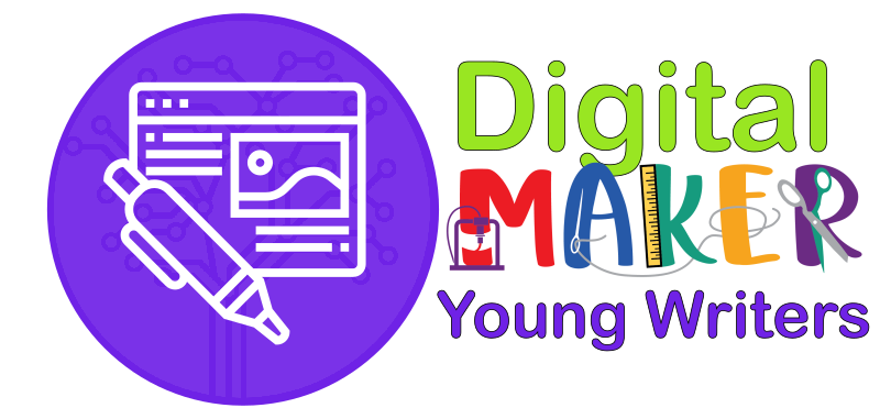 Digital Makers: Young Writers - Session B Image