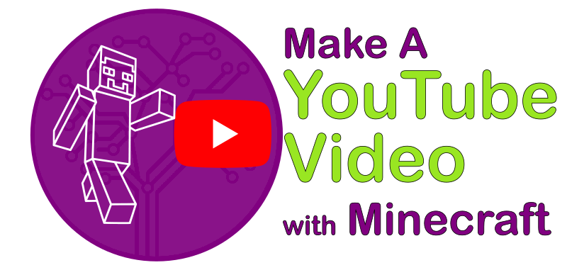 Make a YouTube Video with Minecraft Image
